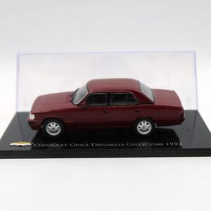 1-43-IXO-Altaya-Chevrolet-Opala-Diplomata-Collectors-1992-Models-Boy-Toys-Car