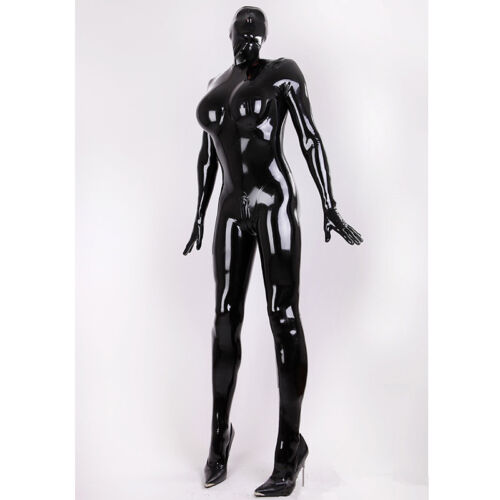 Tute Wear intera in Club gomma in 645497811854 Unisex Tuta lattice tuta Fetish Zentai Unique ZIqwUdP