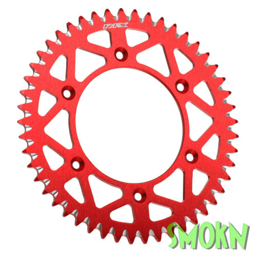RFX Rear Sprocket Husqvarna TC TE 125 250 300 310 450 90-13 50 T Red Pro Series