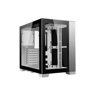 Lian Li O11-Dynamic-mini White Mini Tower Gaming Case, O11D MINI-W (White)