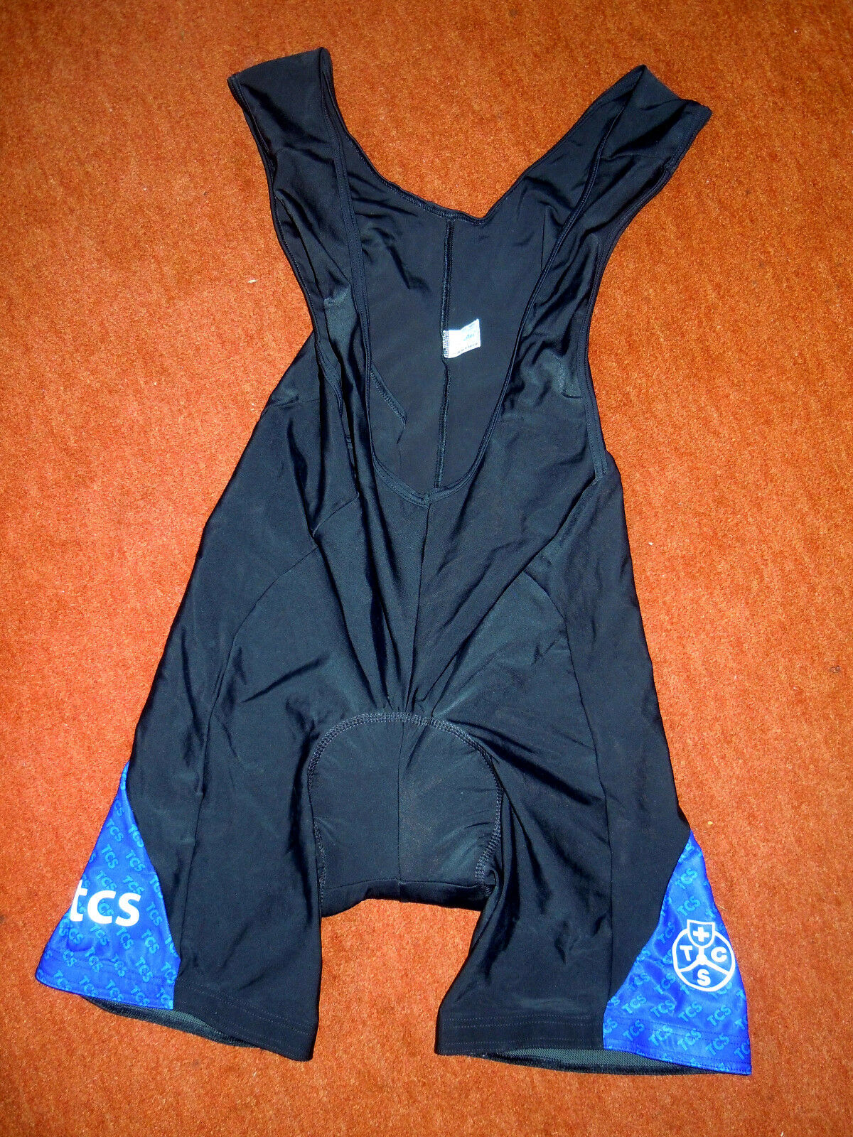 Super Radsporthose Suit Suit Suit Tight Gr.XL - TCS Touring Club Schweiz  - Top Design b497e0