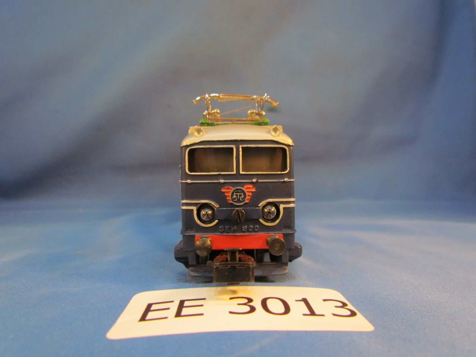 EE 3013 NS NS NS BR 1100 Netherlands blu Electric Loco 0-4-4-0 c05698