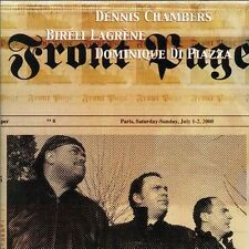 Front Page * by Dennis Chambers/Front Page (CD, Oct-2003, Sunnyside Communications)