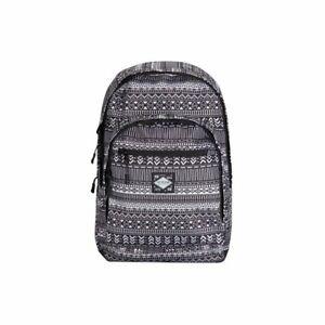 Hot Tuna Unisex Geo Stripe Backpack