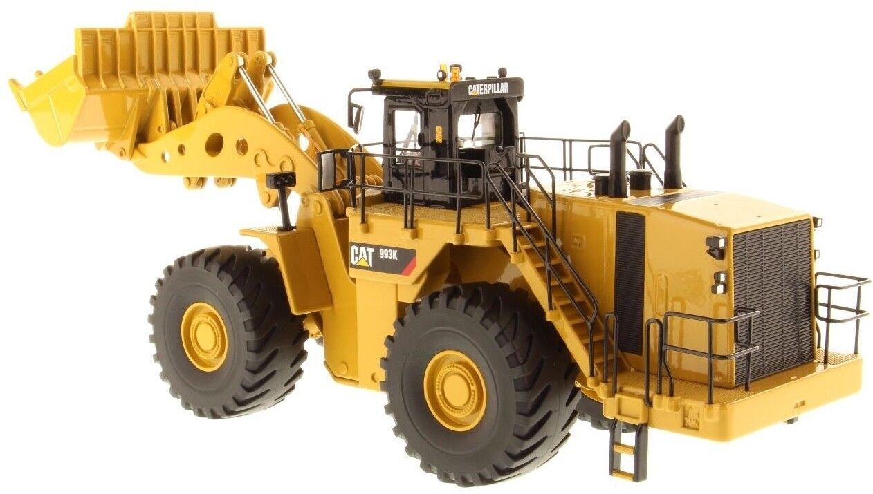 Caterpillar® 1 50 scale Cat 993K Wheel Loader - Diecast Masters 85257