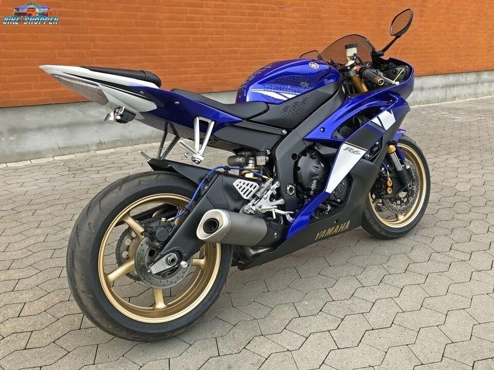 Yamaha, YZF-R6 Supersport, ccm 600