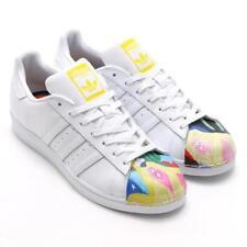 new concept 4f398 62a5c adidas Originals x Pharrell Williams Mens Superstar Trainers UK 9.5 rrp£80