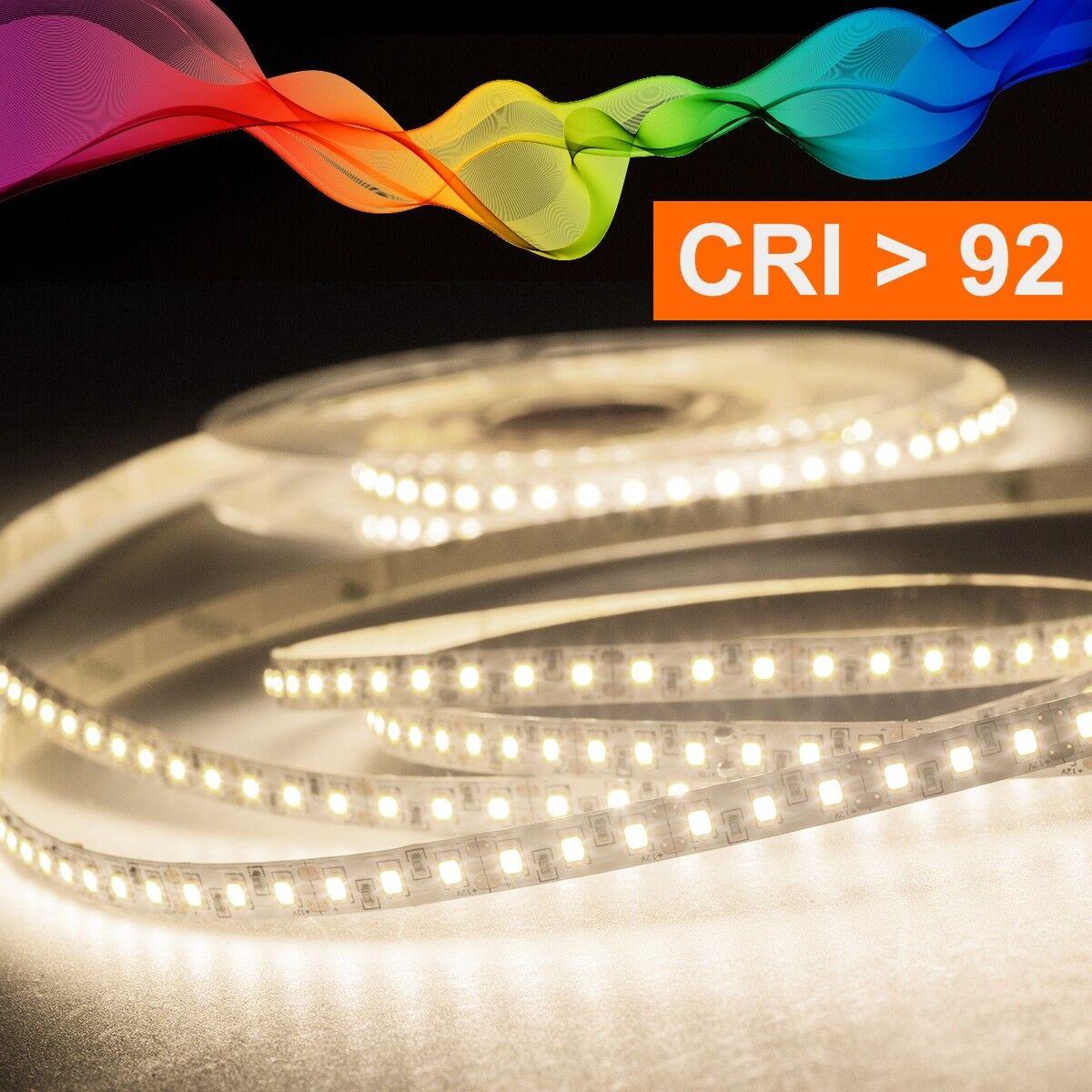 LED Strip 2835 Neutralweiß (4000k) CRI 92 72W 5 Meter 24V IP20  | Neuartiges Design
