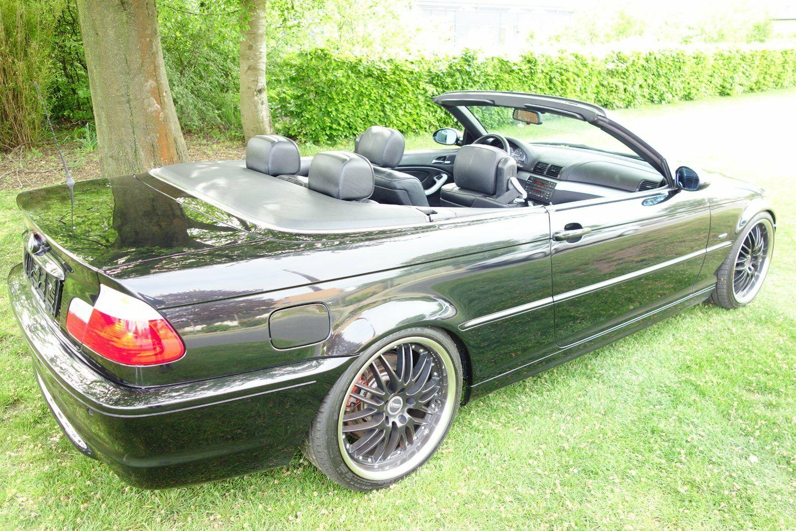 BMW 330Ci 3,0 Cabriolet aut. 2d