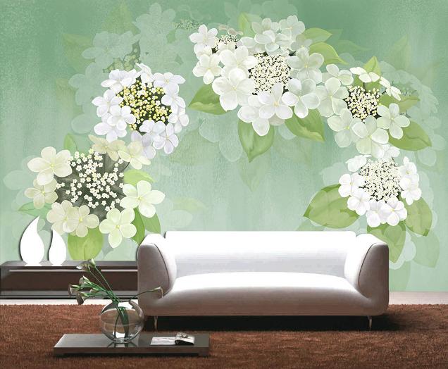 3D Beautiful Bouquet 7 Wall Paper Murals Wall Print Print Print Wall Wallpaper Mural AU Kyra 88466a