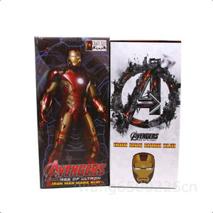 NEW-CRAZY-TOYS-AVENGERS-AGE-OF-ULTRON-IRON-MAN-MARK-XLIII-MK-43-ACTION-FIGURES