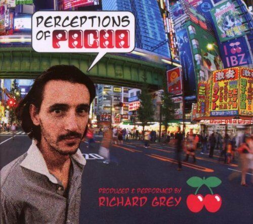Perceptions Of Pacha (Mixed by Richard Grey) (NEW & SEALED 2 x CD)