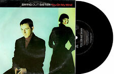"SWING OUT SISTER - YOU ON MY MIND - 7"" 45 VINYL RECORD PIC SLV 1989"