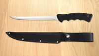 Rada R200 Fisherman's Fillet Knife American Made W/leather Scabbard L/r Hand