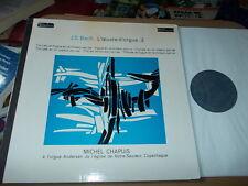 BACH: Oeuvre pour orgue Orgel organ vol.3   Michel Chapuis /Valois stereo France