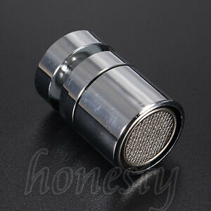 Chromed 22mm Swivel Water Saving Tap Aerator Faucet Nozzle Spout Filter Adapter Ebay