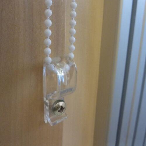 Höhe 50 cm weiß Mini-Rollo Klemmfix ALU THERMO Klemmrollo Verdunkelung