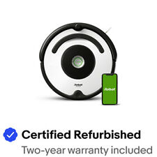 iRobot Roomba 670 Vacuum Cleaning Robot - Manufacturer Certified Refurbished!