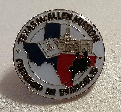 West Virginia Charleston Mission lapel pin LDS