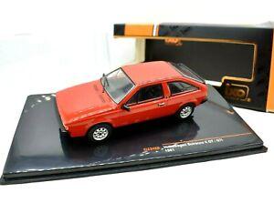 Model Car VW Scirocco Series 2 II Scale 1/43 IXO Model diecast collection