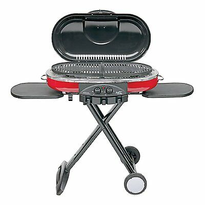 Coleman Road Trip Grill LXE, 36-Inch Collapsible Propane Grill, 9949-750, New
