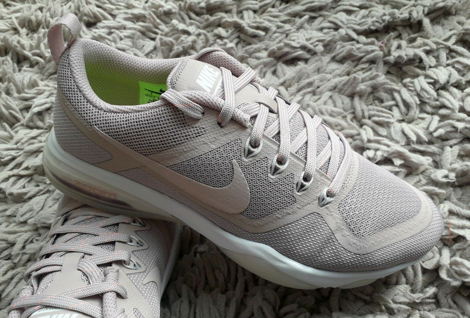 NIKE AIR ZOOM FITNESS WOMENS GIRLS TRAINERS RUNNING SHOES SIZE SPORTS GYM
