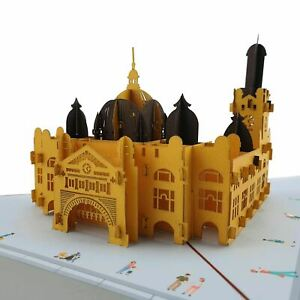 Flinders-Street-Station-3d-pop-up-card