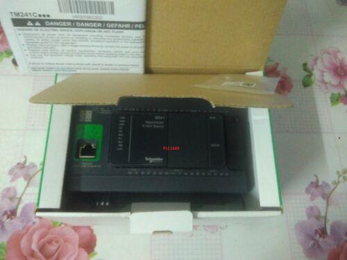 PLC Positioning Modules NEW In Box Schneider TM241CE24T PLC module ...