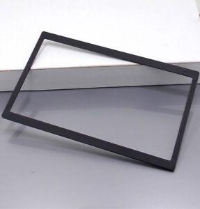 100 MM//3.94 Inch Frame Universal 2 Din Car Radio MP5 Installation Accessories