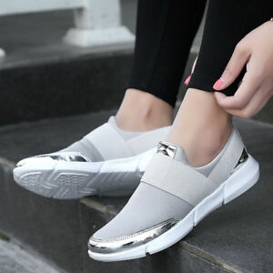 Women-039-s-Sneakers-Casual-Slip-on-Athletic-Sport-Running-Trainers-Shoes-Outdoor
