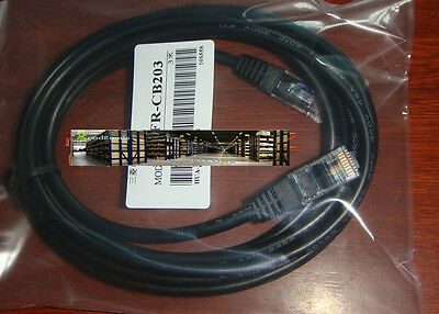 Tracking ID NEW FOR Mitsubishi PLC Cable FR-CB203 FR-ADP