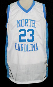 online store 0b445 d76fb Details about MICHAEL JORDAN COLLEGE BASKETBALL JERSEY SEWN NEW ANY SIZE