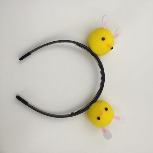 Chick headband with bunny ears