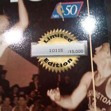 Nov 1, 1996 NBA Limited Edition Official Program NY Knicks @ Toronto Raptors