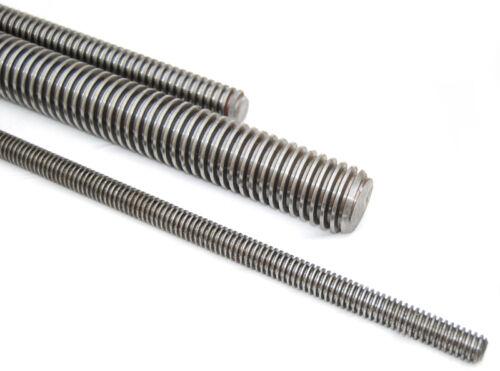 M6//6mm acciaio inox completamente Asta Filettata//bar//PIRAMIDALE//allthread A2