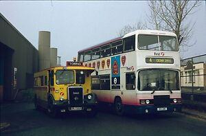 Ex-Bristol-Omnibus-M16-OWJ-782A-ex-819-CWW-amp-2615-819-CWW-6x4-Quality-Bus-Photo