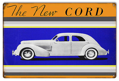 Buick Motor Cars Automobile Reproduction Garage Shop Sign 12x18