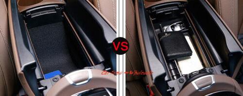 Interior Auto Armrest Storage Box 1PCS For Mercedes-Benz E-Class W213 2017 2018
