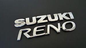 2007 suzuki reno problems