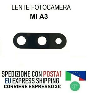 Objectif-Appareil-Photo-Verres-Camera-Pour-Xiaomi-Redmi-Mi-A3-Avec-Double-Face