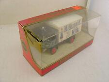 MATCHBOX MODELS OF YESTERYEAR 1:59 SCALE Y37 1929 GARRETT STEAM WAGON CHUBB/'S MI