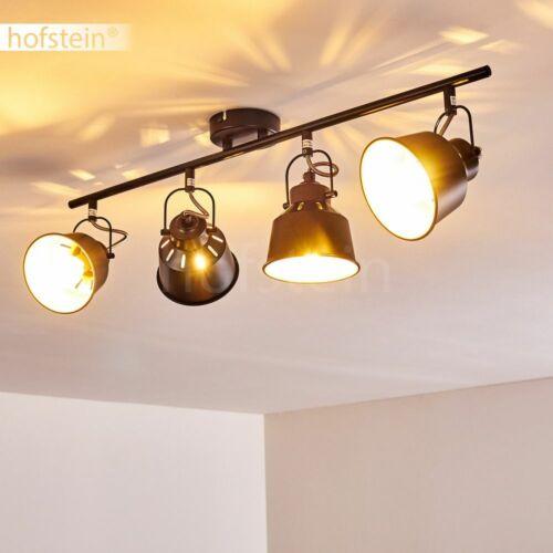 Vintage Decken Leuchten Flur Strahler 4-flammige Wohn Schlaf Zimmer Lampen Retro