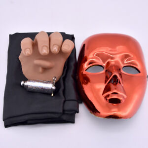 Ghost-Mask-Magic-Tricks-Mask-Quick-Change-For-Magician-Stage-Gimmick-Illusion