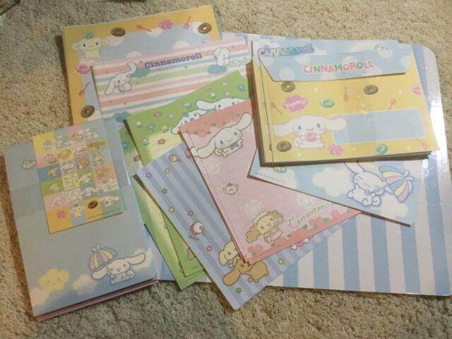 Vintage envelopes sanrio