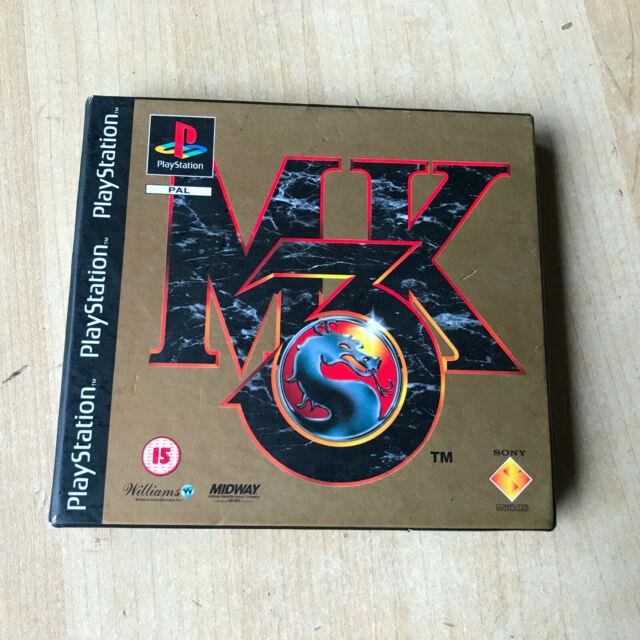 jeu PS1 / Playstation 1 : Mortal Kombat 3 / MK3 - VF complet