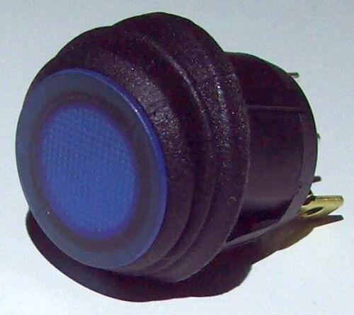 Interrupteur//balancent commutateur//installation Interrupteur rond ip65-IP 65 LED 12v éclairage