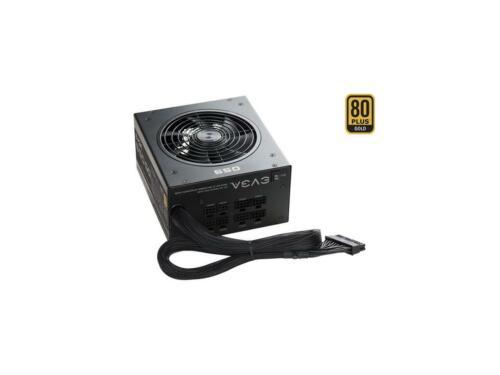 EVGA 650 GQ 210-GQ-0650-V1 80 GOLD 650W Modular EVGA ECO Mode Power Supply