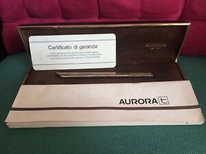 AURORA-THESI-penna-a-sfera-design-MARCO-ZANUSO-versione-in-argento-vermeil-925