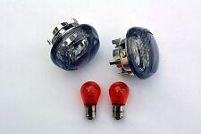 FRECCE NERE LENTI KAWASAKI VN 1700 CLASSIC TOURER Smoked Lenses segnale