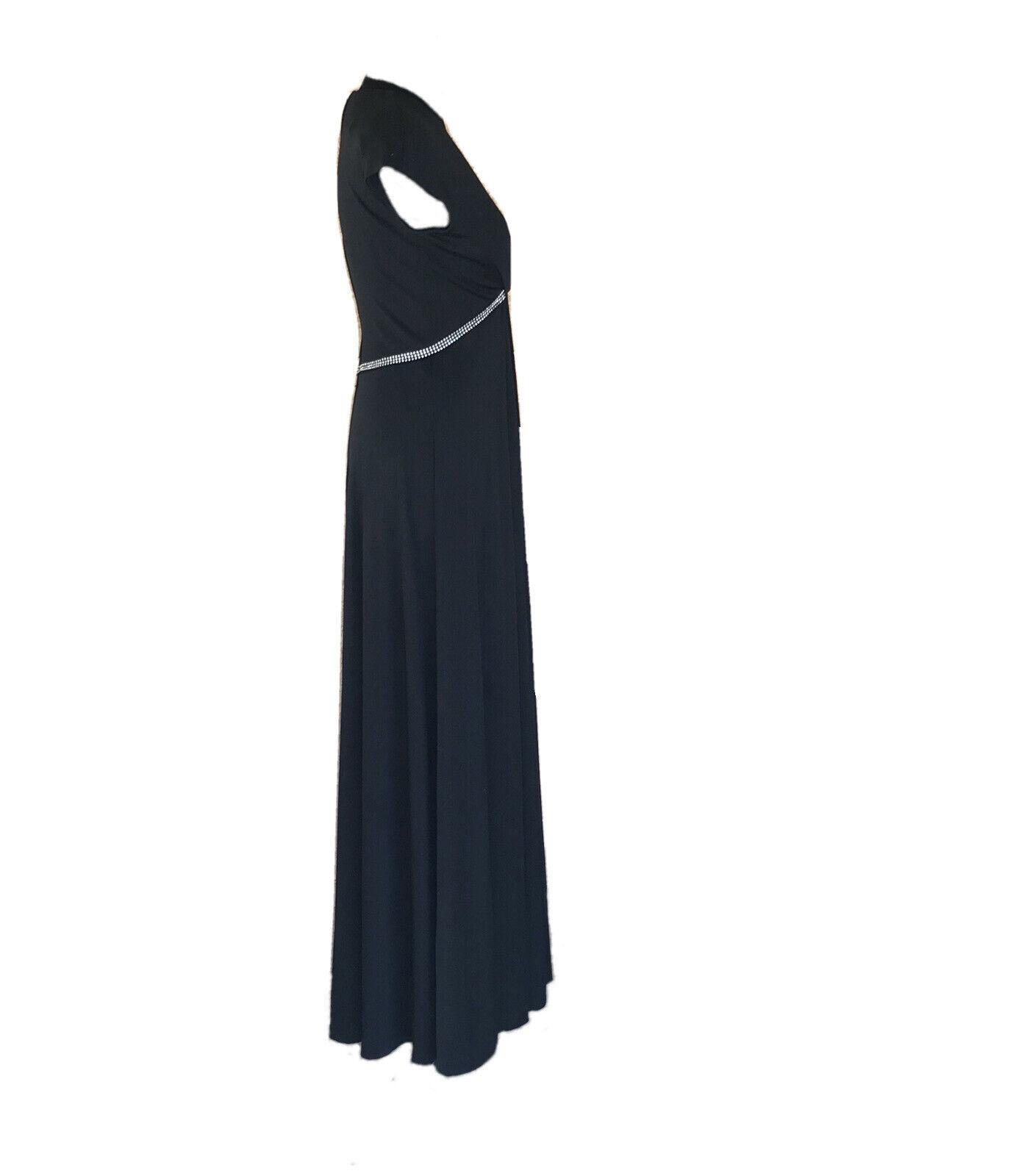 Vintage Luis Estevez Dress Eva Gabor Look Label B… - image 4